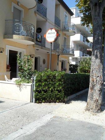 Hotel Monti: esterno