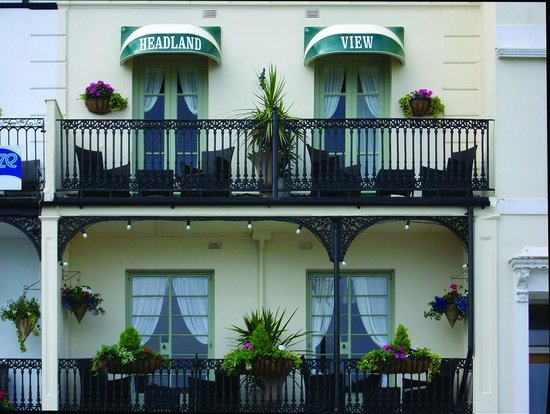 Headland View: Balconies