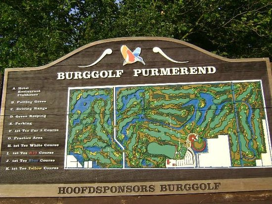 Hampshire Golfhotel - Waterland : Hampshire Golfhotel, Purmerend, Holanda.
