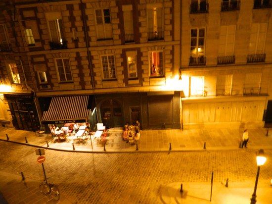 Henri IV Rive Gauche Hotel: Vista desde la ventana del hotel