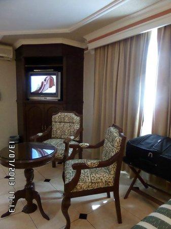Hotel Casino Plaza: Salita