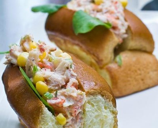 Devon Seafood + Steak: Mini New England Lobster Rolls