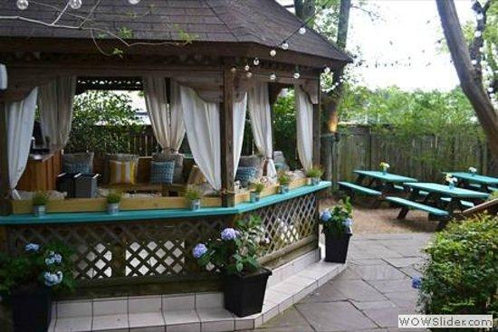 The Beer Garden Restrauant Picture Of Hotel Chester Starkville Tripadvisor