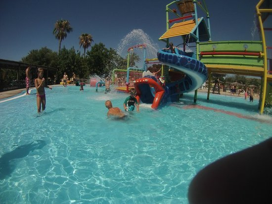 Aquopolis Cullera: Kids afdeling voor de niet zwemmers