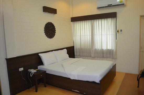 The Rajata: Habitación