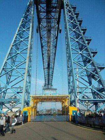Tees Transporter Bridge: if Carlsberg built bridges