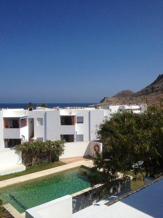 Hotel Cala Chica: vistas desde la habitación