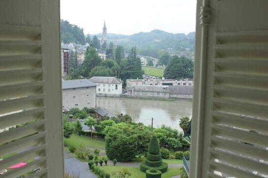 Grand Hotel de la Grotte: View from the room