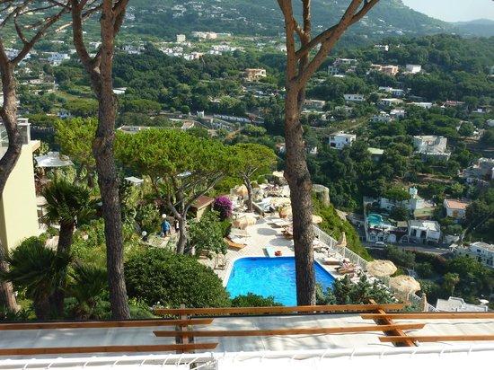 San Montano Resort & SPA: Pool view