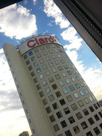 Emperador Hotel Buenos Aires: vista sala de reuniões último andar