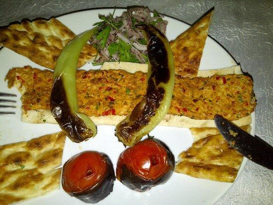 KervanSaray Ocakbasi Restaurant: Kebap