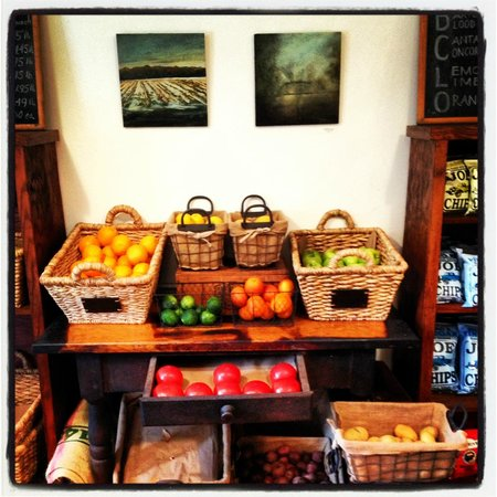 The Monterey General Store: Fresh Produce. Local when possible.