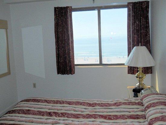 La Renaissance Suites: view from bedroom