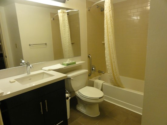 Candlewood Suites Chicago O'Hare: Modern bathroom