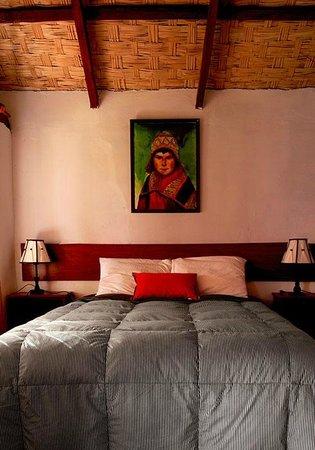 La Casa de Santiago: room