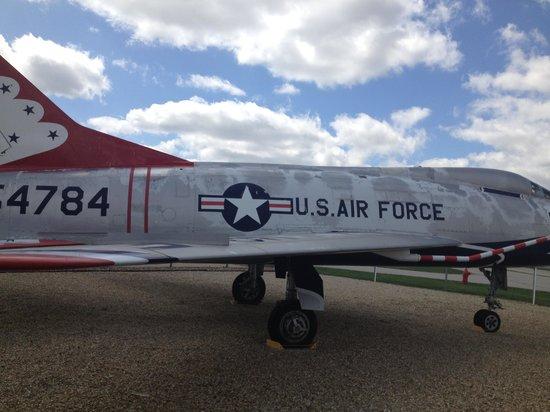 Prairie Aviation Museum : AirForce