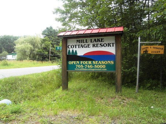 Mill Lake Cottage Resort: The place u want to be