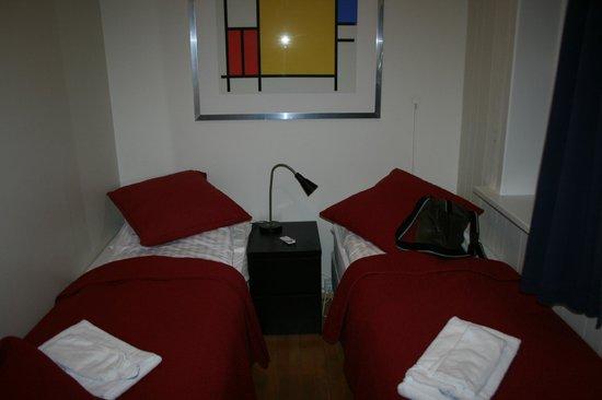 Hof 1 Hotel : double room at HOF1