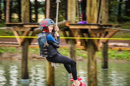 Foxlake Adventures: Foxfall opening