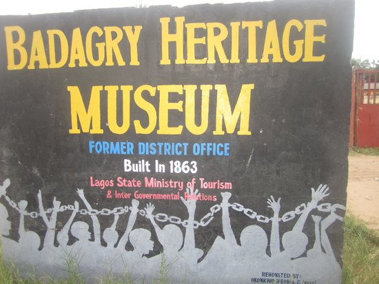 Black Heritage Museum : Entrance