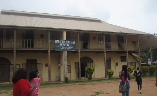 Black Heritage Museum : The Colonial Building