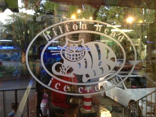Hilton Head Ice Cream: Cool Cat - great ice cream!