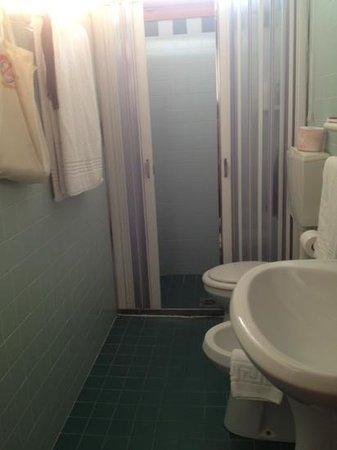 Hotel Ca D'Oro : bagno