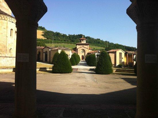 Cimitero Monumentale di San Cassiano in Pennino: Il cimitero di S.Cassiano