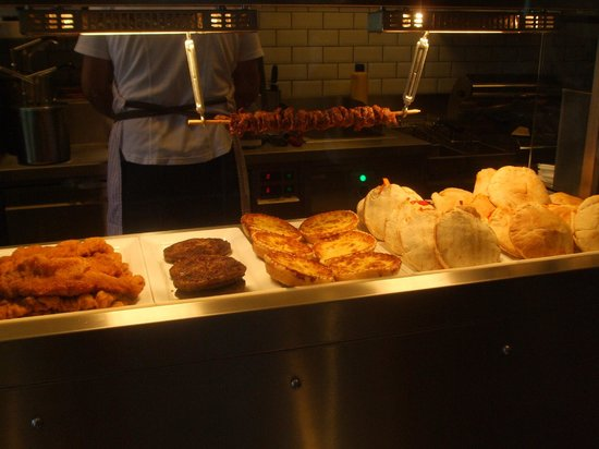 Sternen Grill: Burgers, nuggets