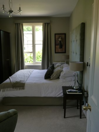 Kentisbury Grange: our bedroom - suite 9