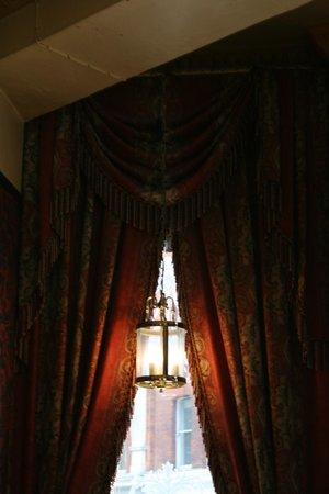 The Albert : window
