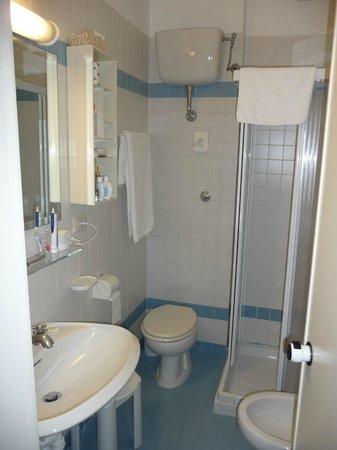 Hotel Antares: bagno