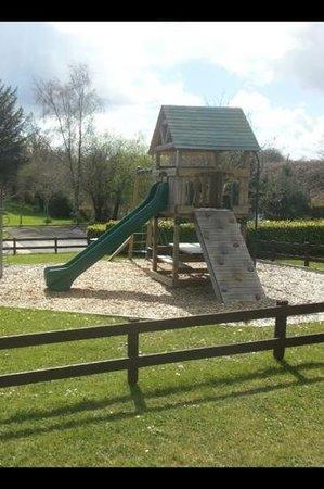 Moreton Farm Leisure Park: lovely play area