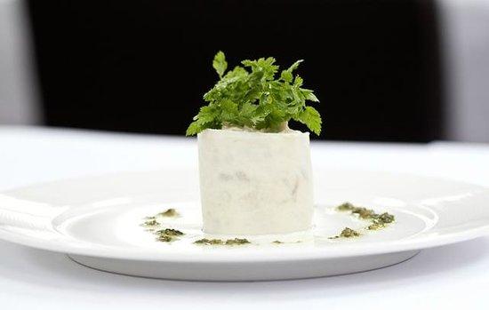 Snogebæk, Danemark : Chicken salat