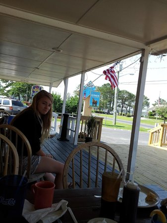 Chincoteague Diner & Restaurant : Great place!