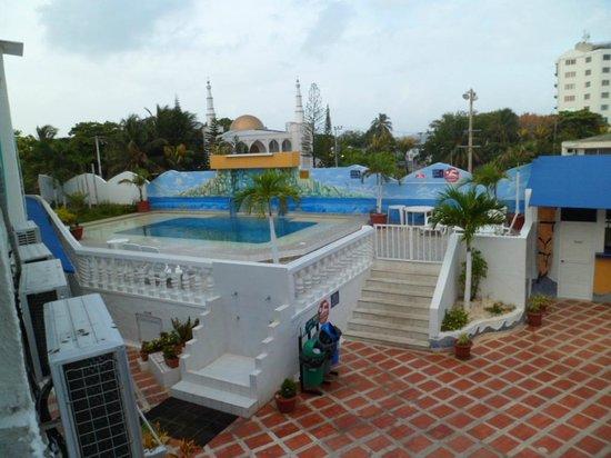 Hotel Portofino: Vista desde la Habitacion