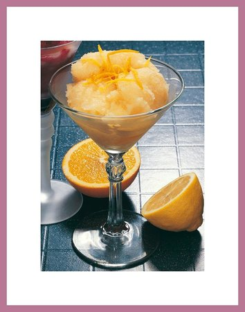 Campari And Orange Sorbet Recipes — Dishmaps