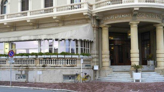 Grand Hotel Principe di Piemonte: Principe Di Piemont, Viareggio
