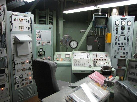 Titan Missile Museum: De controlekamer waar de Titan II in 58 seconden gelanceerd kon worden