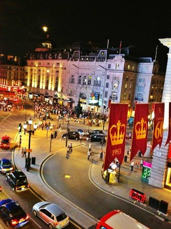 Hotel Cafe Royal: Piccadilly Circus