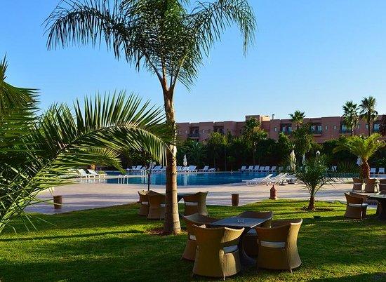 G Panda Palm Plaza Palm Plaza Marrakech H...