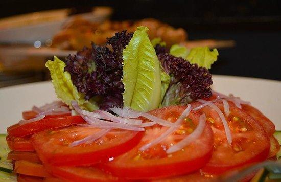 Palm Plaza Marrakech Hotel & Spa: Salades