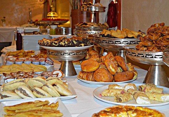 Palm Plaza Marrakech Hotel & Spa: Gastronomie marocaine