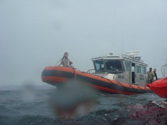 Vallarta Undersea: The rescue!