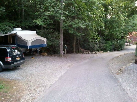 Mama Gertie's Hideaway Campground: Nice site