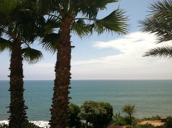 Malibu Beach RV Park : View from the park