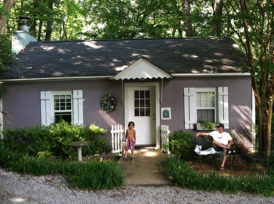 The Garden Walk Bed and Breakfast Inn : Robins Nest