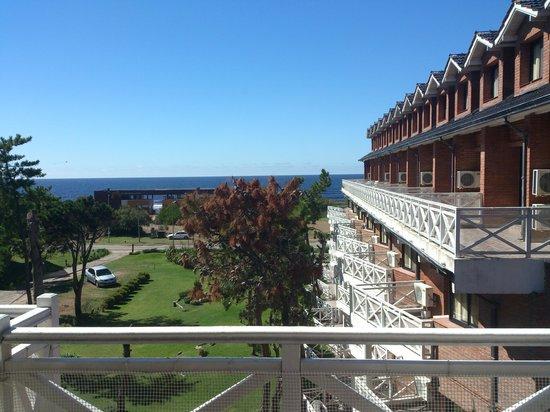 The Residence: Hermosa vista del Dpto. que nos tocó