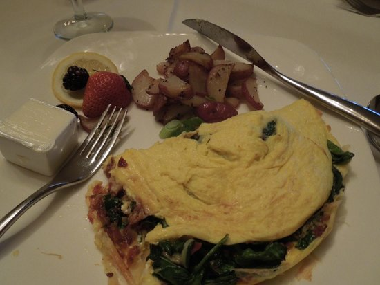Carnegie Inn & Spa: A Carnegie Inn breakfast