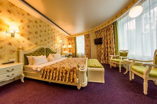 Boutique-Hotel Khabarovsk City: Люкс Белый